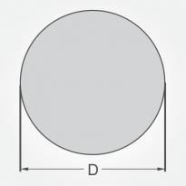 Calculator for Round steel bars